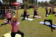 """Regresa el deporte y la actividad física a los """"Parques Públicos"""""""
