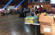 Municipalidad comienza entrega de juguetes a organizaciones sociales de Rancagua