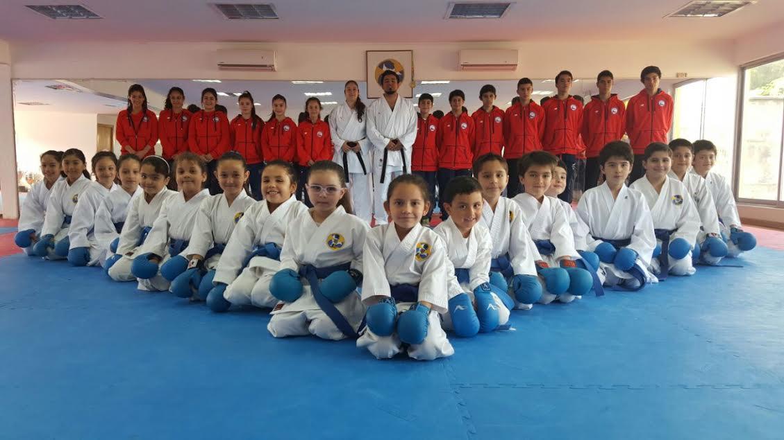 Proyecto 2 permite que club deportivo de karate viaje a - Proyecto club deportivo ...
