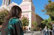 Rancagüinos aprenden a dibujar observando la naturaleza como Antonio Gaudí