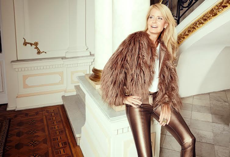 Cecilia Bolocco llegá a Rancagua para presentar su nueva colección