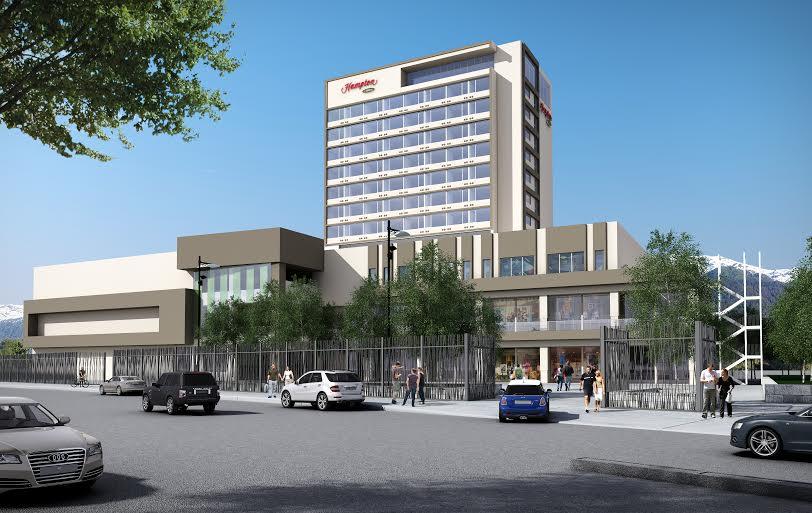 Primer hotel Hampton by Hilton en Chile abre sus puertas en mayo en Rancagua