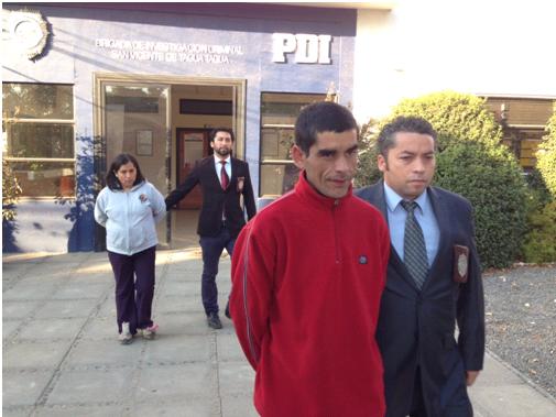 Equipo MT0 de la PDI logra detención de cuatro personas