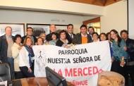 CORE aprobó más recursos para recuperar parroquia Nuestra Señora de la Merced de Doñihue