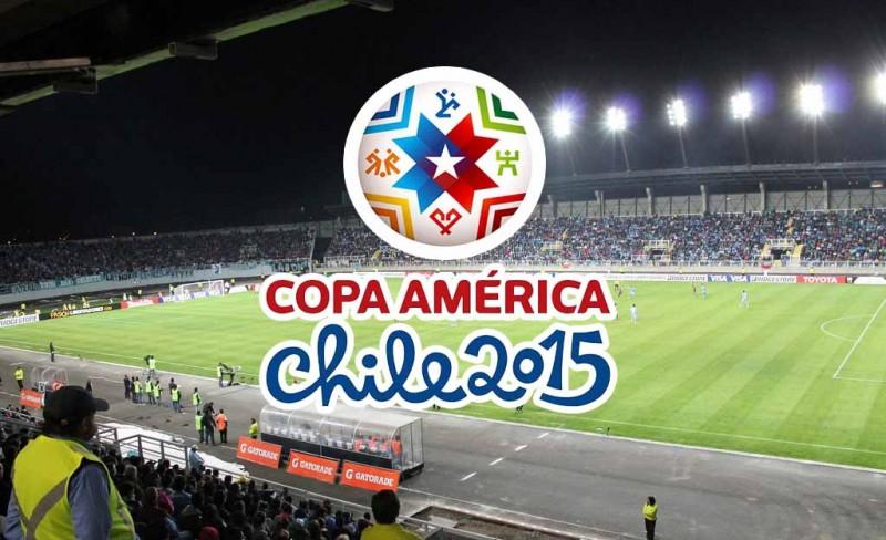 Copa América: Entradas prácticamente agotadas para duelos en Rancagua