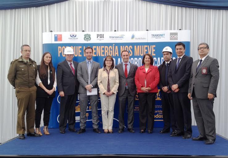 Empresas eléctricas de la región se unen para combatir robo de cobre