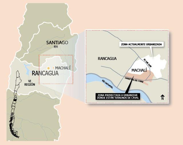 Diputado Kort solicita informe sobre terrenos comprados por Codelco en Carretera El Cobre
