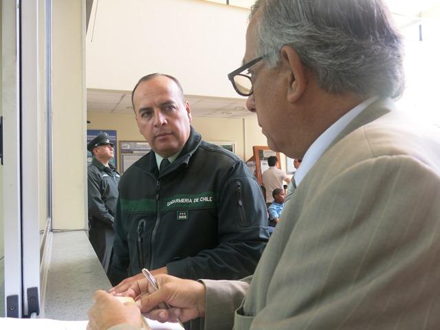 Gendarmería presenta querella en contra de tres reos  por agresiones  y amenazas a funcionarios en Rancagua