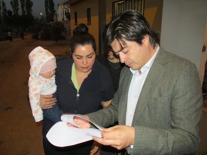 Minvu se reúne con vecinos de Villa Don Mateo de Rancagua para informar situación de sus escrituras