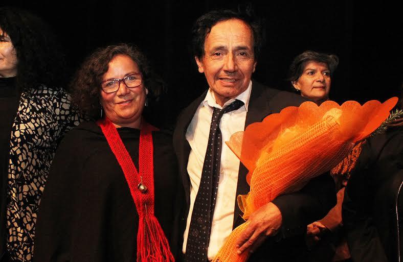 Celebración del Día del Teatro homenajeó vida artística del Grupo Tiara