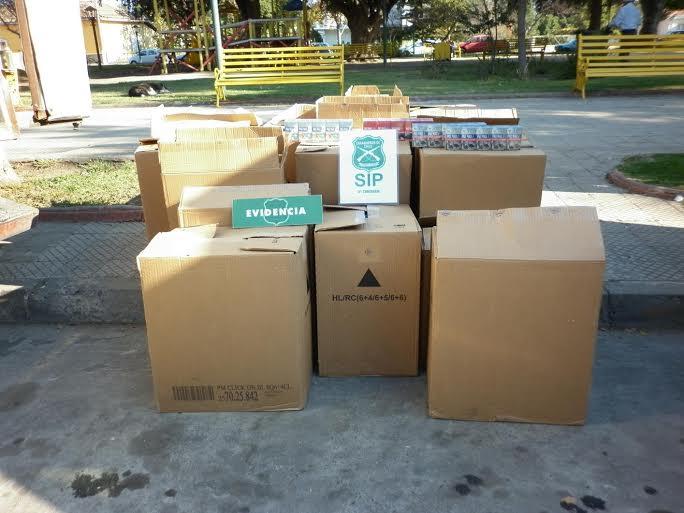 Delincuentes robaron camión con productos avaluadas en 30 millones de pesos