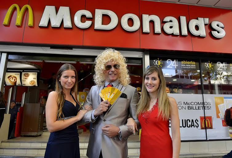 McDonald's lanza promoción SÚPER LUCAS que garantiza premios para todos los clientes