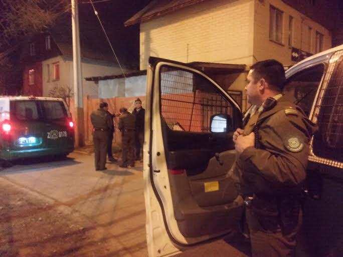 Más de 40 detenidos deja operativo de Carabineros