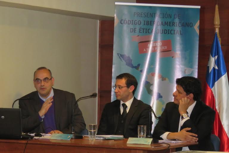 Con éxito se realizó en Rancagua primer seminario de presentación del Código Iberoamericano de Ética Judicial