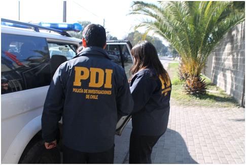 Joven de 22 años es investigado por abuso sexual en Rancagua