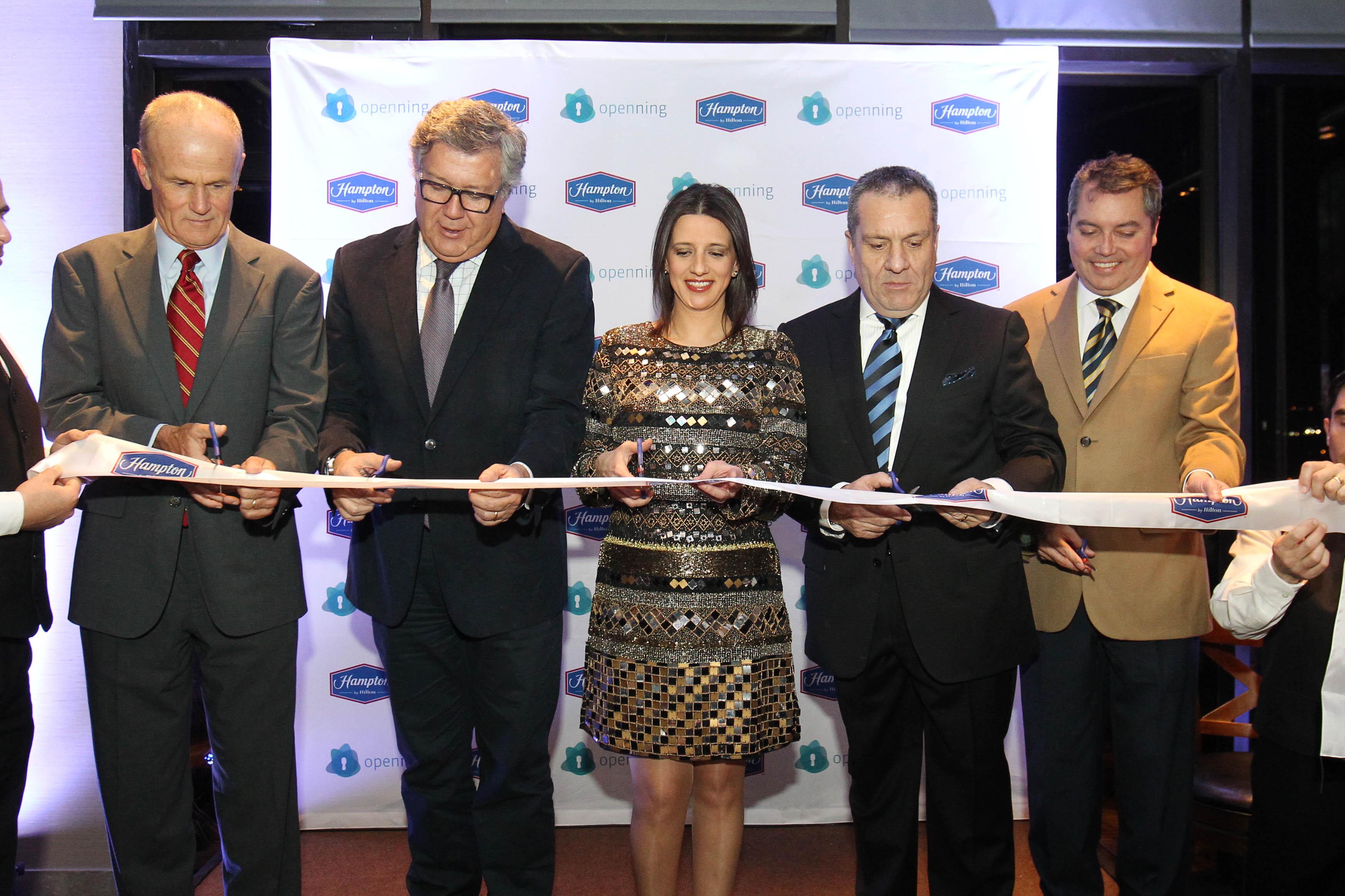 Hampton by Hilton Rancagua realiza inauguración oficial