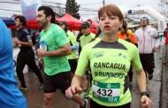 Runners desafiaron la lluvia en la Corrida San Lorenzo de Rancagua