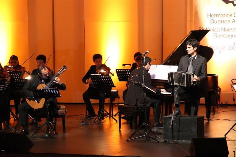 Teatro Regional de Rancagua celebró su segundo aniversario con gala y firma de convenios