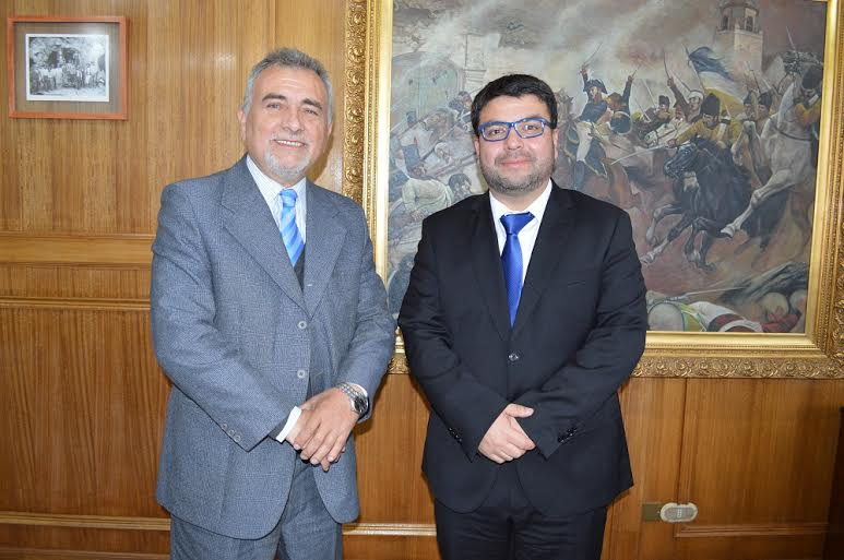 Hernán Rodríguez es el nuevo seremi de Vivienda en la Región de O'Higgins