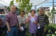 """""""Quiero mi Barrio"""": Familias de Santa Filomena plantarán árboles en sus casas"""