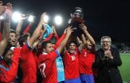 """""""La Rojita"""" venció a Inglaterra en su último apronte antes del Mundial Sub-17"""