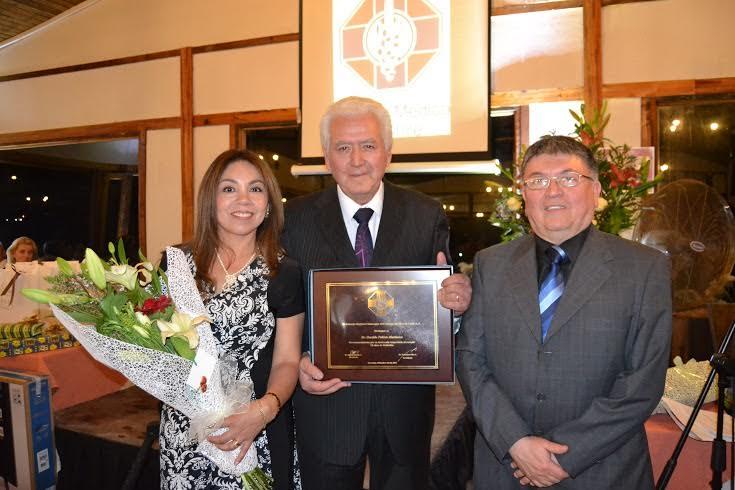 Emotivo homenaje a destacados profesionales marcó celebración del Día del Médico en Rancagua