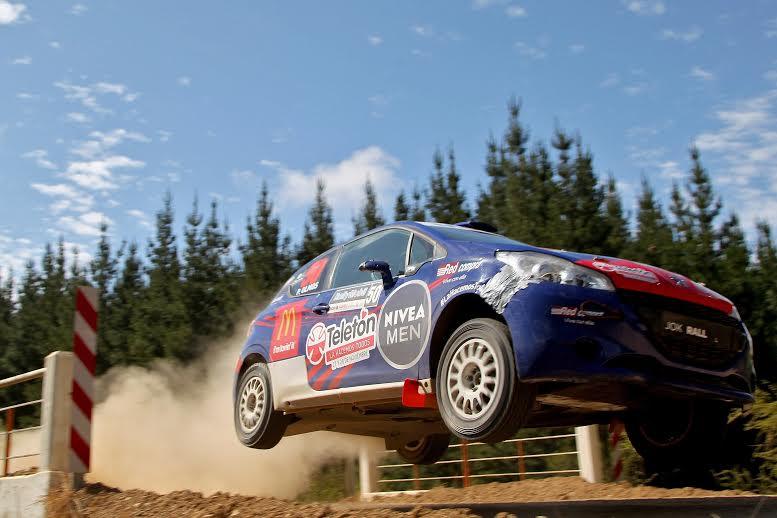 Pichilemu serìa la principal alternativa para el RallyMobil 2016