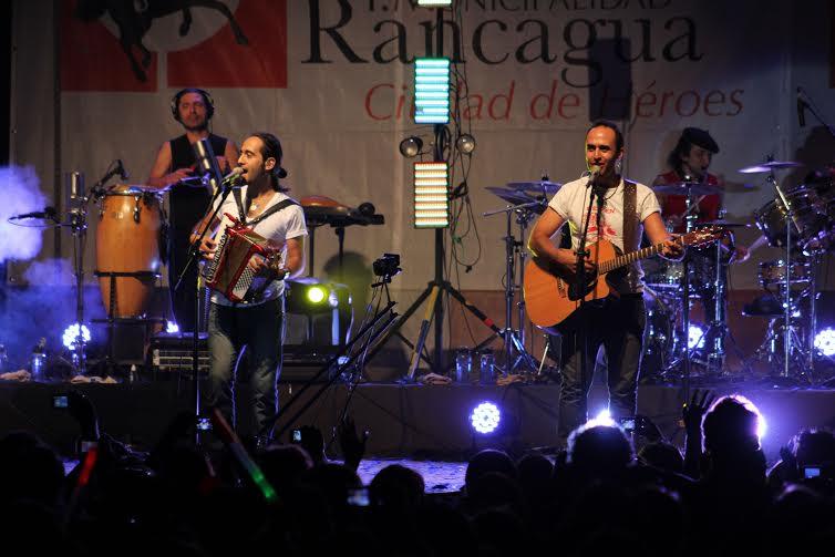 Los Vásquez & Mario Guerrero celebrarán el Día de la Mujer en Rancagua
