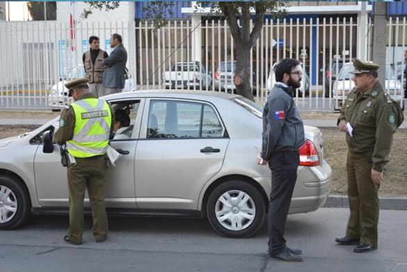 Seremi de Transportes y Carabineros informan sobre nuevas exigencias para el traslado de menores en vehículos livianos