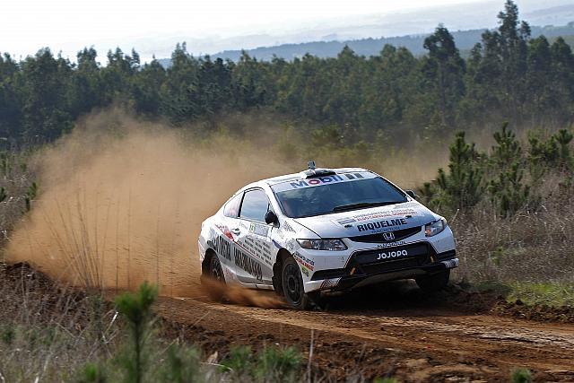 RallyMobil: Benjamín Israel vence con categoría en el GP de Pichilemu
