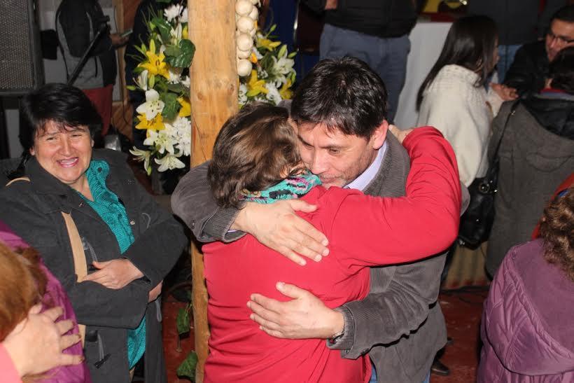 Alcalde de Doñihue confirma que va a la reelección en masivo acto ciudadano