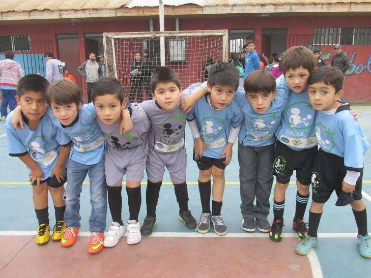 Agrosuper y Fútbol Más dieron inicio a la temporada 2016 del Campeonato Interbarrial