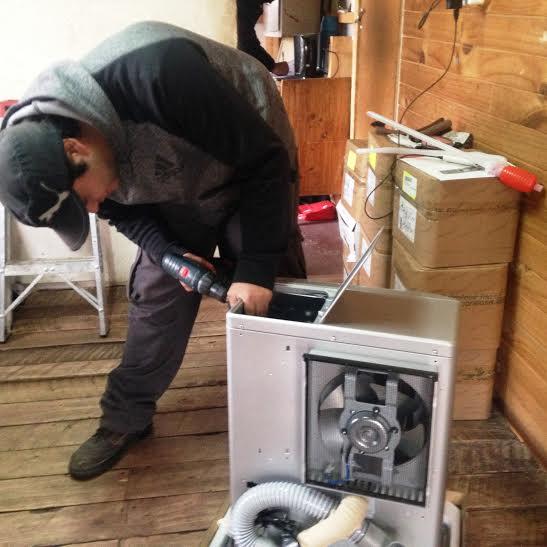 Comenzó proceso de postulación al programa de recambio de calefactores del segundo semestre