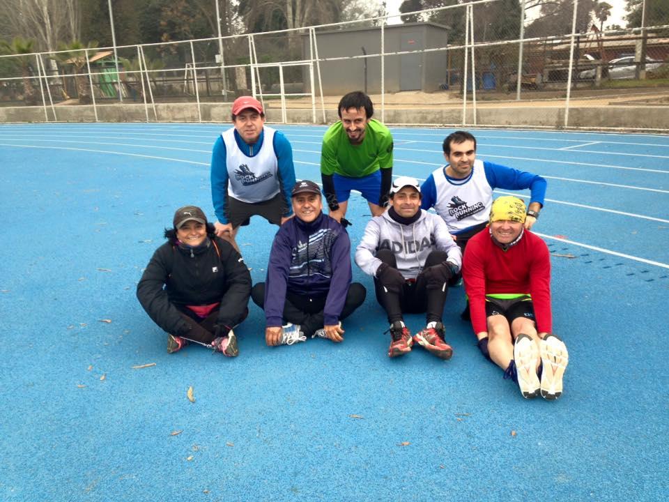 Pista atlética de Complejo Deportivo Patricio Mekis ha incentivado la práctica deportiva en Rancagua