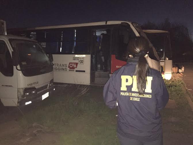 Impacto por suicidio de conocido conductor de la línea 600 de Rancagua