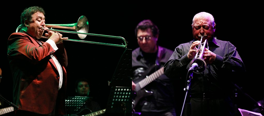 Héctor Parquímetro Briceño y Santiago Jazz Band se presentarán en
