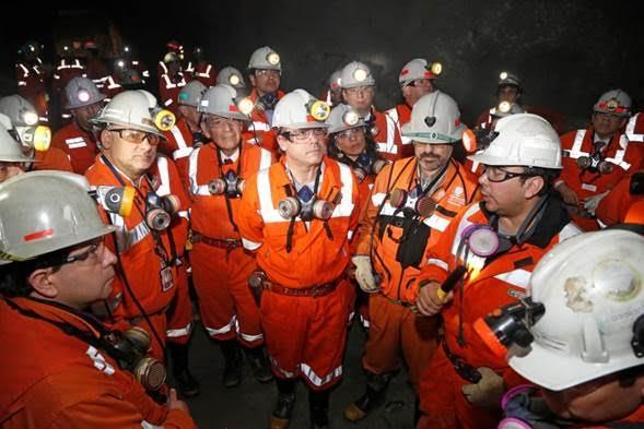 Experiencia de División El Teniente inspira futura construcción de Túnel Internacional Paso Las Leñas