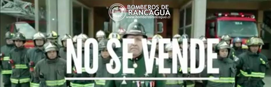 """Éxito total; """"campaña viral de Bomberos de Rancagua, remeció la opinión pública, buscando económico empresarial"""""""