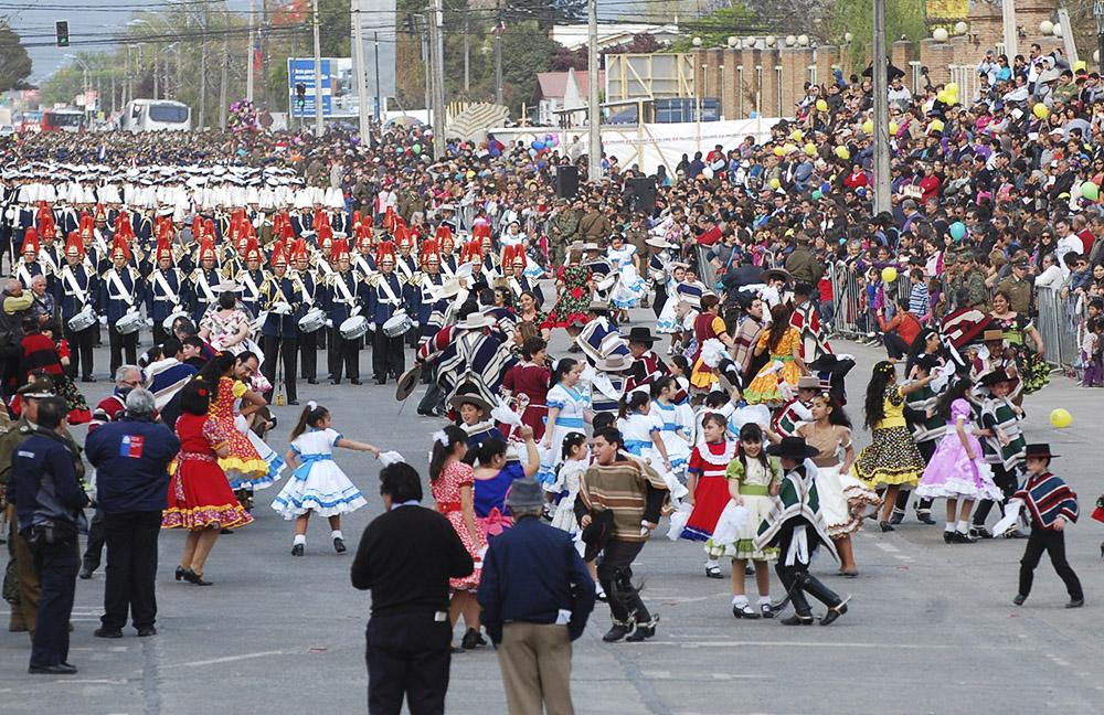 Conmemoración 202 años de la Batalla de Rancagua: Conoce las novedades del desfile de este 2 de octubre