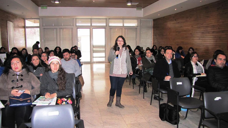 Seremi del Medio Ambiente lideró seminario con establecimientos educacionales que integran el Sistema Nacional de Certificación Ambiental
