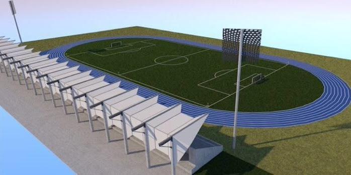 Remodelación Estadio Guillermo Chacón: Municipalidad de Machalí dispuesta a costear el diseño