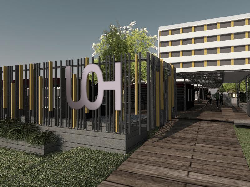 Vicerrector de Gestión y Directora de Infraestructura presentaron avances de la Universidad al Consejo Regional