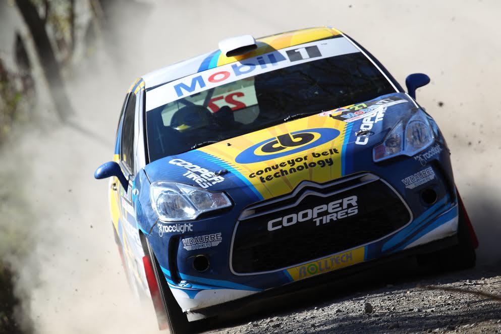 RallyMobil: Rancagua-Machalí será una carrera de alta temperatura
