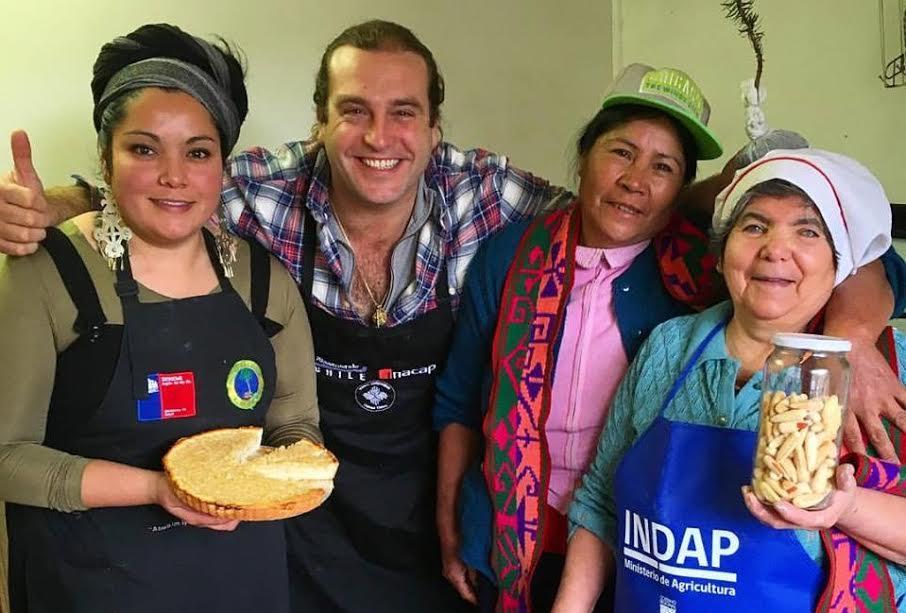 """Agricultura Familiar Campesina es tema central en novena temporada de """"Recomiendo Chile"""""""