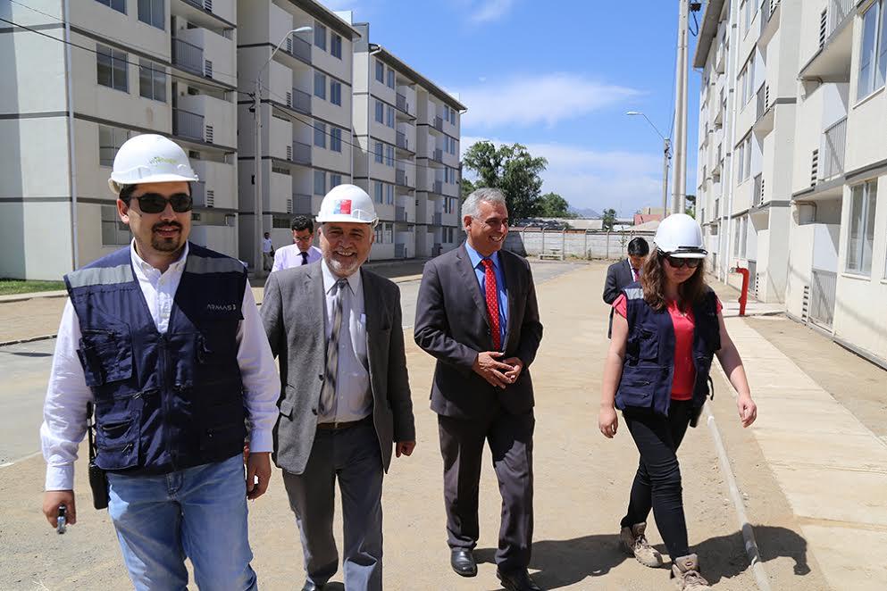 Región de O'Higgins contará con más de 4.300 viviendas nuevas