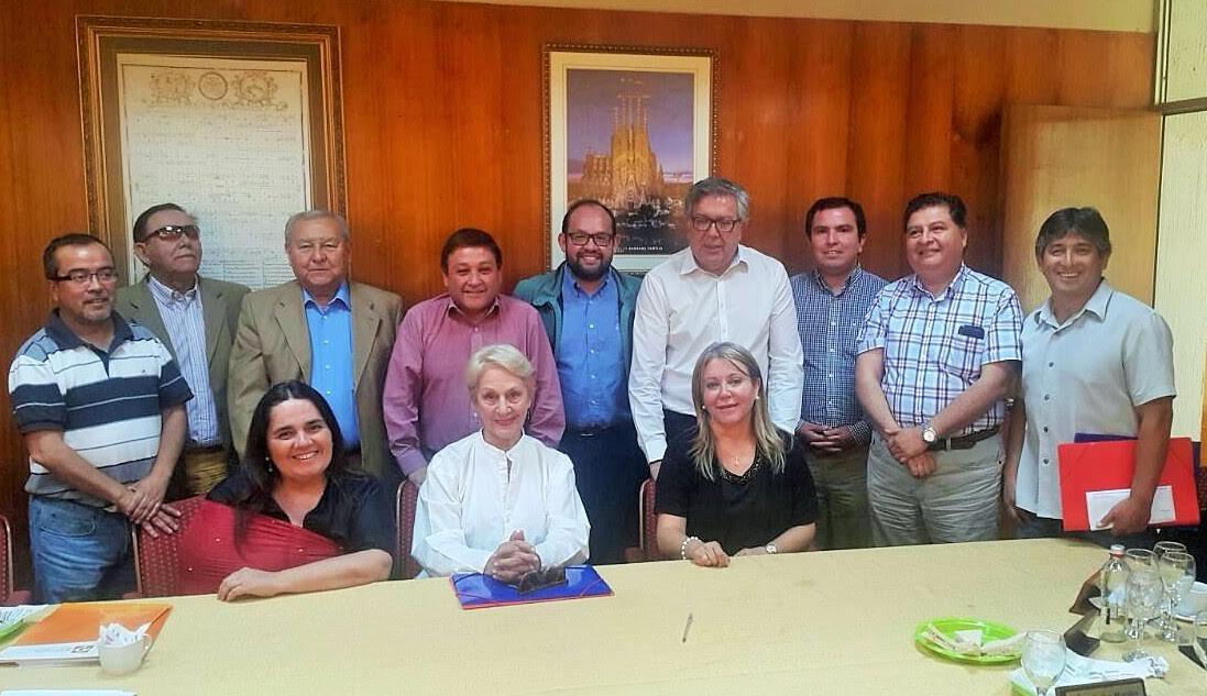 Concejo Municipal aprueba ampliación de terreno para Capilla de Gaudí en Rancagua