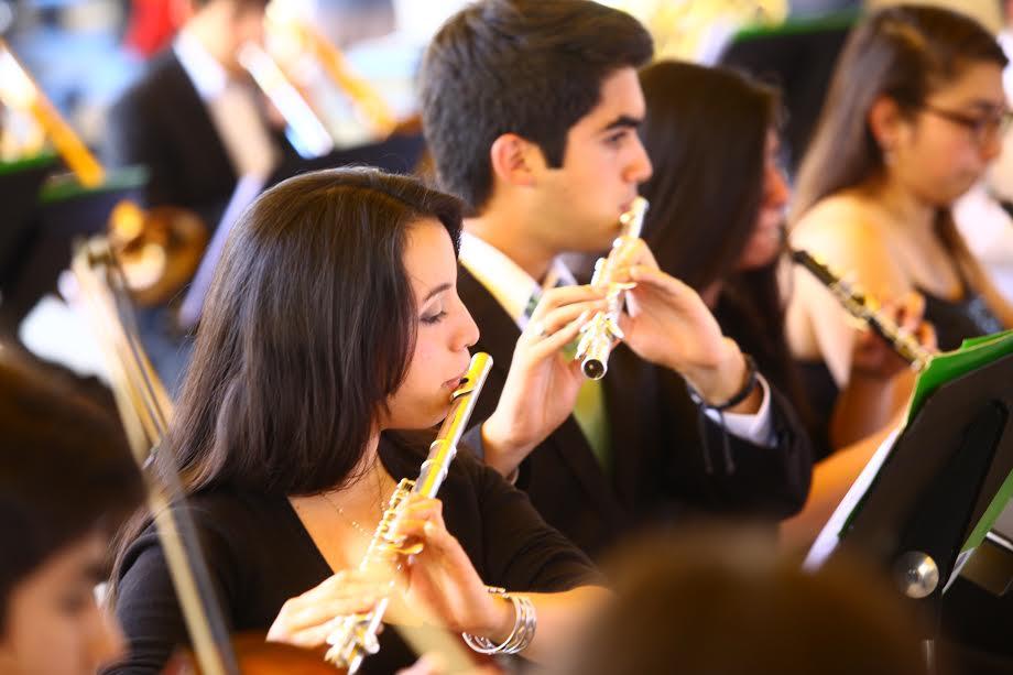 Orquesta Sinfónica de O'Higgins maravilla en dos grandes conciertos en la celebración de los 15 años de FOJI
