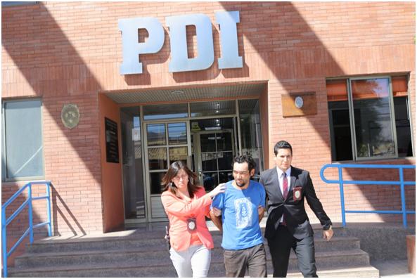 PDI Detiene a homicida de pensionado de Pichidegua