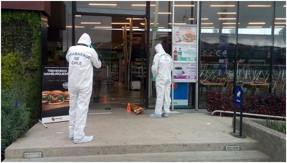 Intentaron robar cajero automático de Pronto Copec de San Francisco de Mostazal