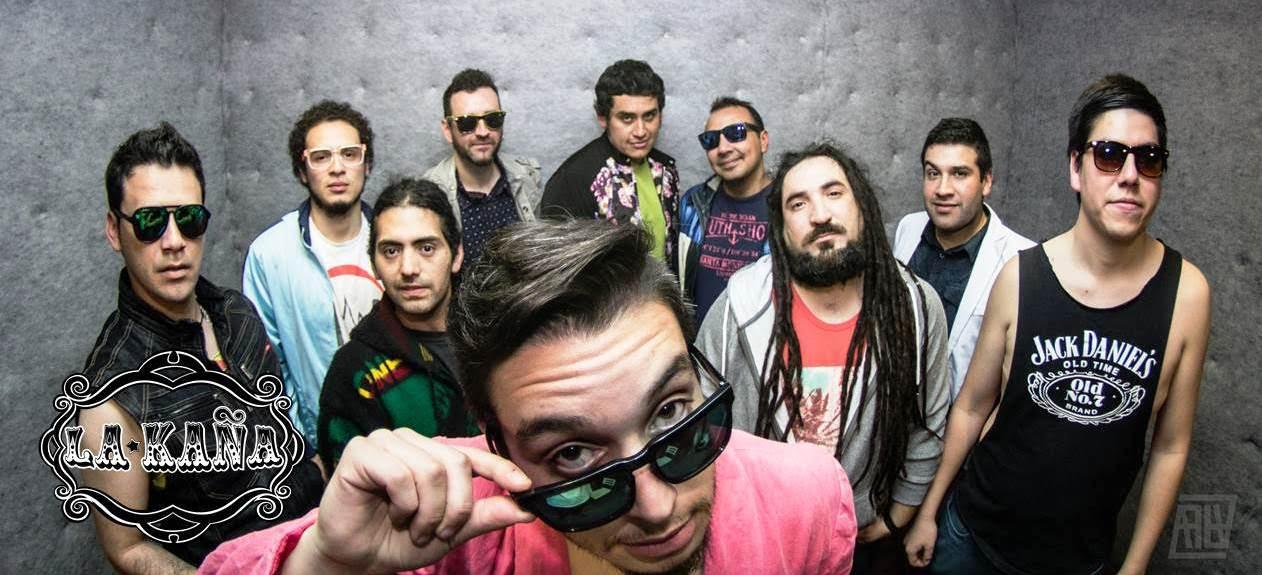 La Kaña: La banda rancagüina pachanguera del momento celebrara sus 7 años de Trayectoria